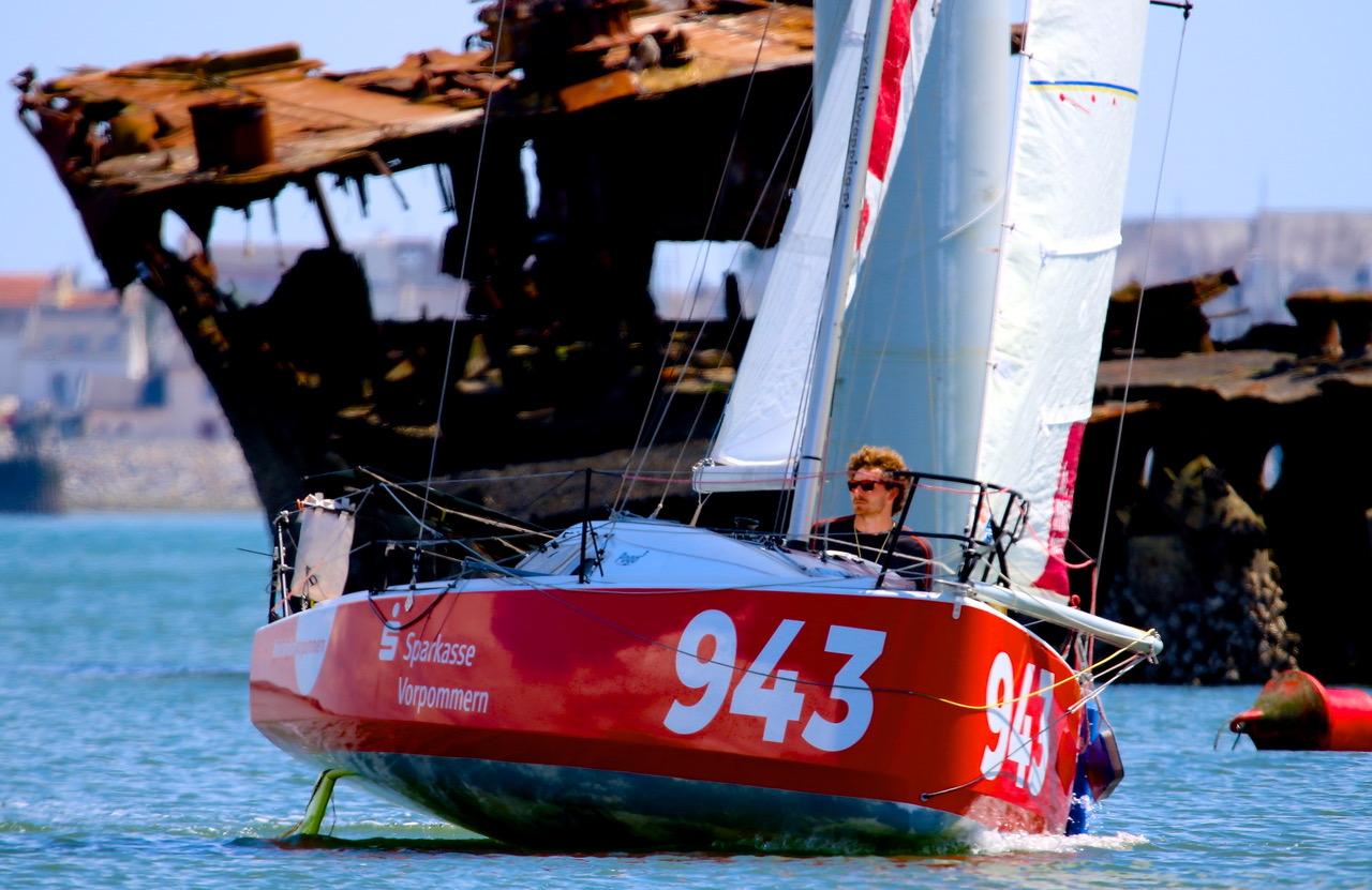 943 – Vorpommern – im Hafen von Lorient