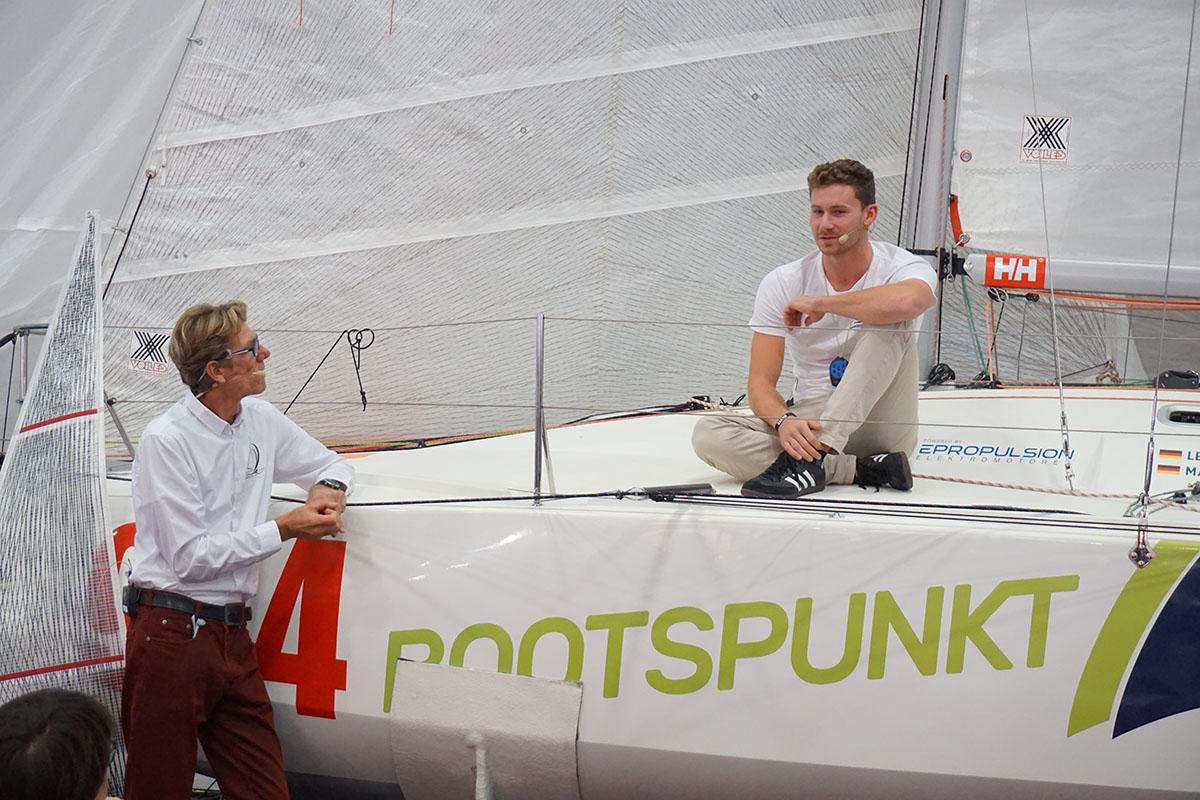 Lennart Burke: Boot & Fun Berlin